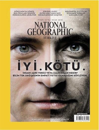 National Geographic Ocak 2018