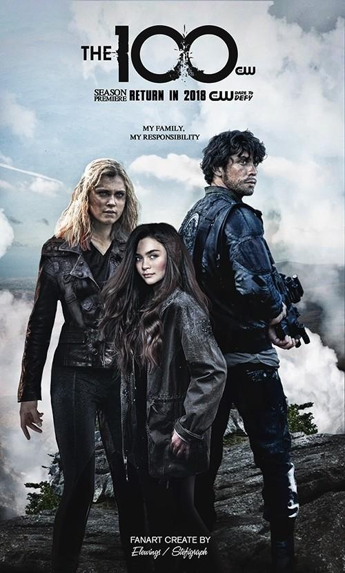 The 100 5.Sezon Türkçe Dublaj 1080p HD izle