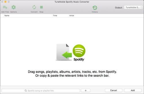 TuneMobie Spotify Music Converter 1.0.1