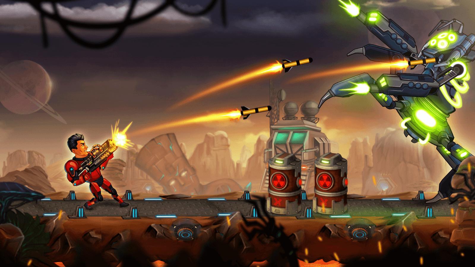 Alpha Guns 2 Android Oyun