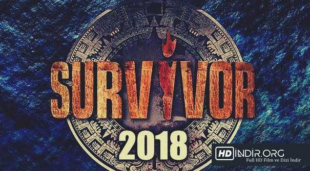 Survivor 7. Bölüm indir (18 Şubat 2018) Tv Yarışması Tek Link HD