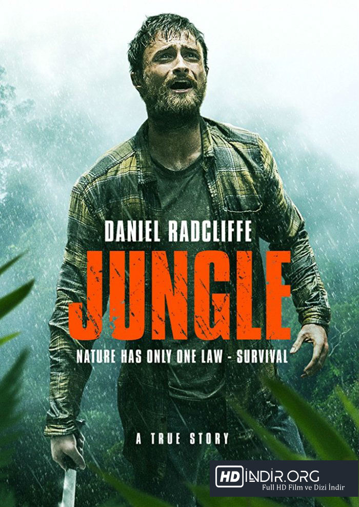 Orman - Jungle (2017) Türkçe Dublaj HD Film indir