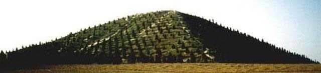 Misirdəkindən daha qədim türk piramidaları – ONLAR MƏQSƏDLİ GİZLƏDİLİRMİŞ