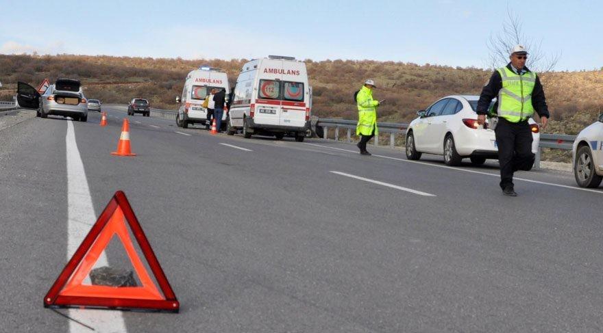 2016 yılı trafik kazası bilançosu
