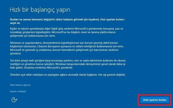 Windows 10 Pro Full İndir