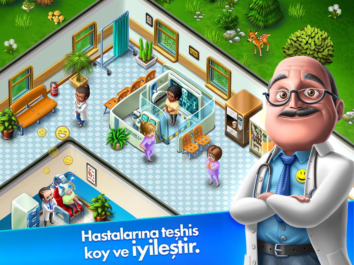My Hospital: Build and Manage Apk Mod