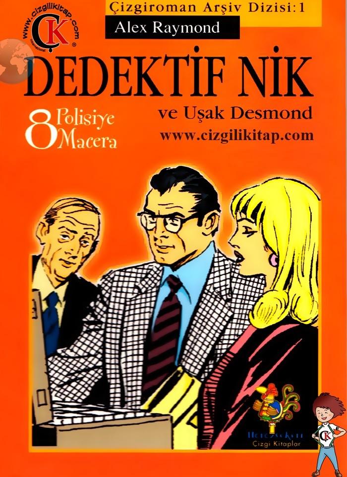 Çizgi Roman, Dedektif Nik