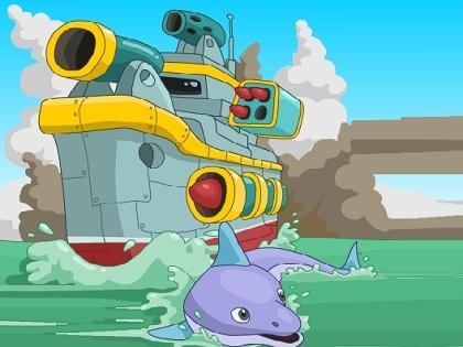 Yunusları Koru Oyunu