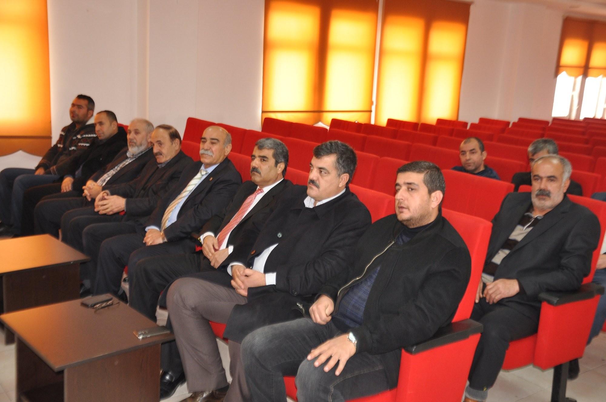Kırmızı Et Üreticileri Birliği Olağan Genel Kurulu Toplantısı yapıldı