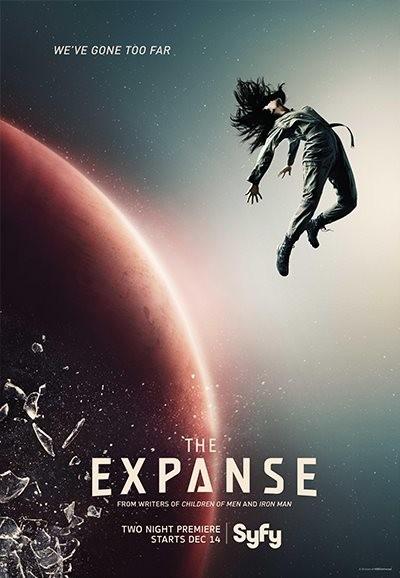The Expanse 1. Sezon (Tüm Bölümler) 720p HDTV  Türkçe Altyazılı İndir İzle