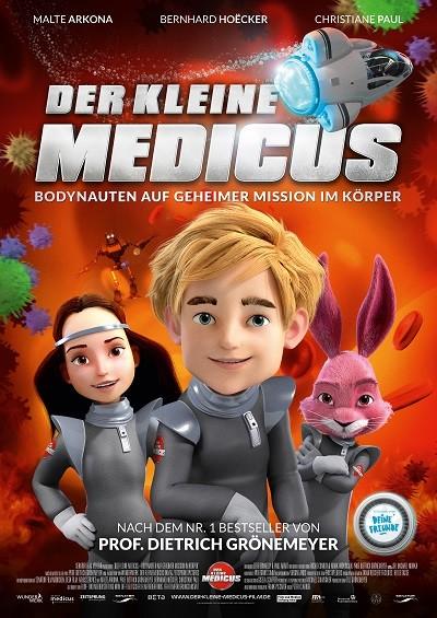 Küçük Kurtarıcılar -Der kleine Medicus 2014 BDRip XviD Türkçe Dublaj - Tek Link