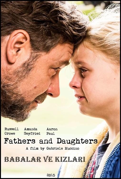 Babalar ve Kızları  Fathers and Daughters 2015 BDRRip - Türkçe Dublaj İndir