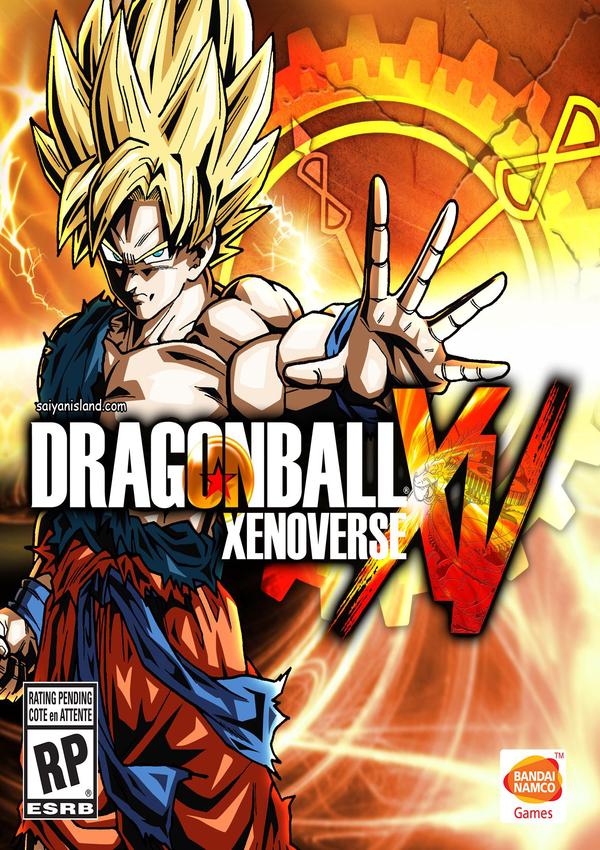 DRAGON BALL XENOVERSE Bundle Edition  Full İndir  Download  Oyun Yükle