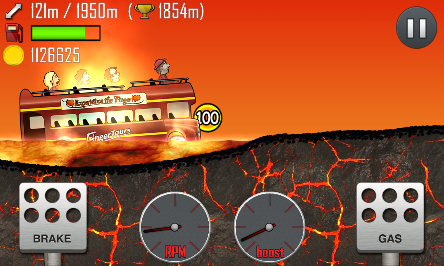 Hill Climb Racing Android