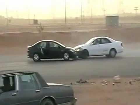 Suudi Arabistan Drift Kazaları