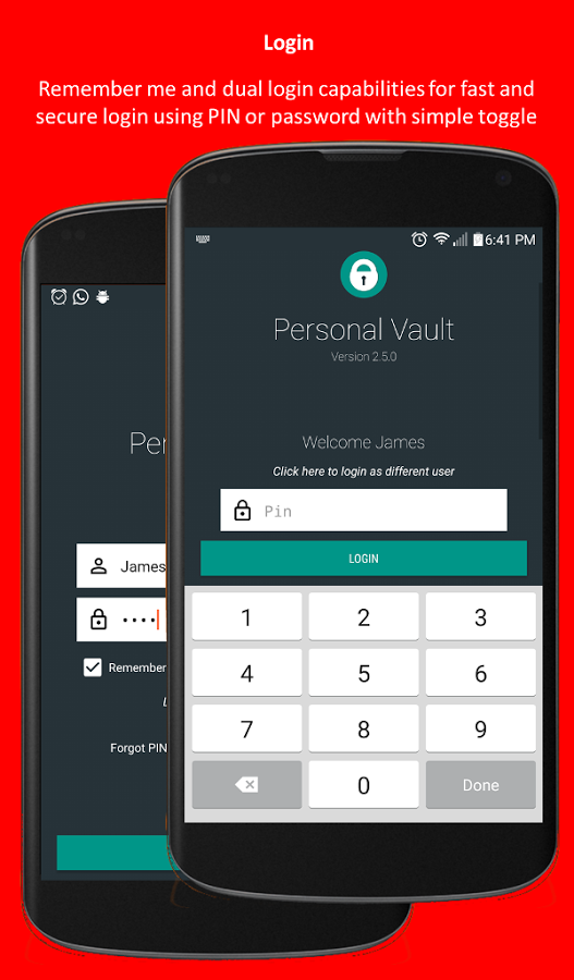Password Manager and Vault Pro APK