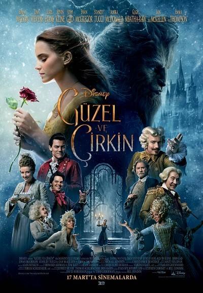 Beauty and the Beast - Güzel Ve Çirkin (2017) DVD9 Turkce dublaj