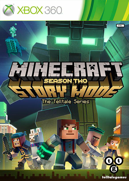 Minecraft:Story Mode Season Two Episode 1 Xbox 360 [XBLA] Oyun İndir [MEGA] [JTAG-RGH]