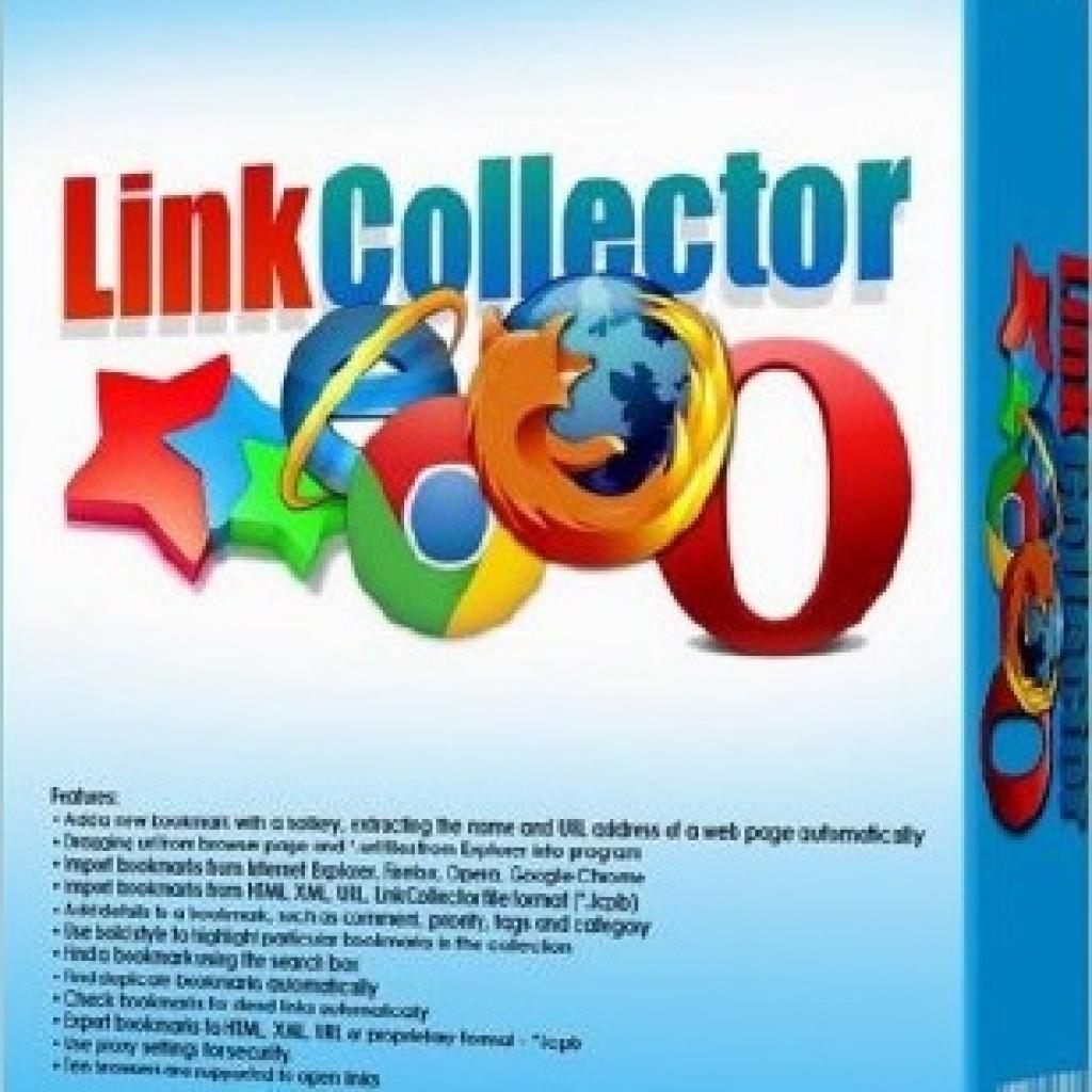 LinkCollector Portable Full indir