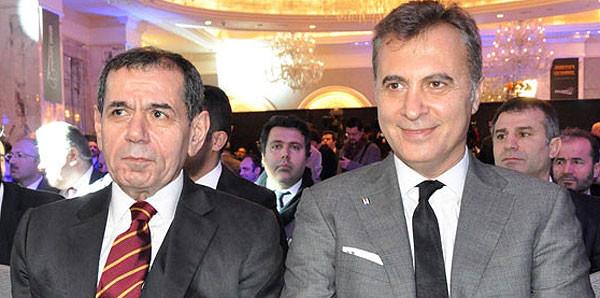 ''Galatasaray ve Beşiktaş aynı takım!''