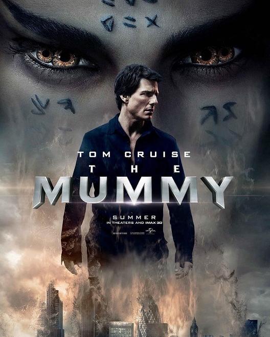 Mumya - The Mummy - 2017 - Türkçe Dubblaj indir