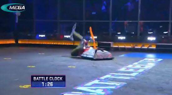 Robot Savaşlarında Büyük Final!