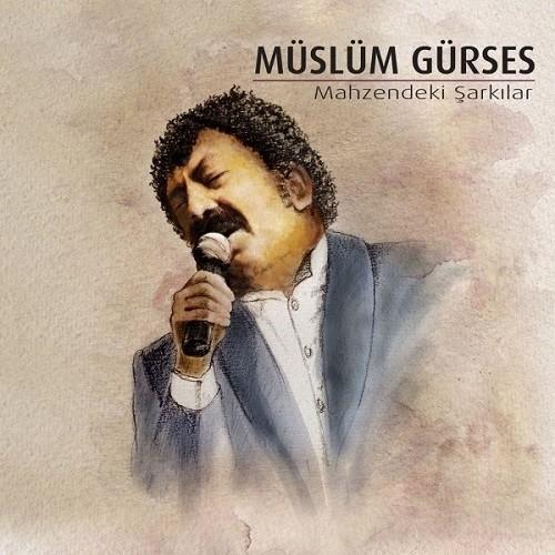 Müslüm Gürses - Mahzendeki Şarkılar (2017) Full Albüm İndir