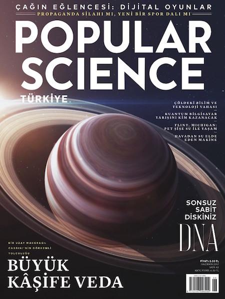Popular Science Haziran 2017