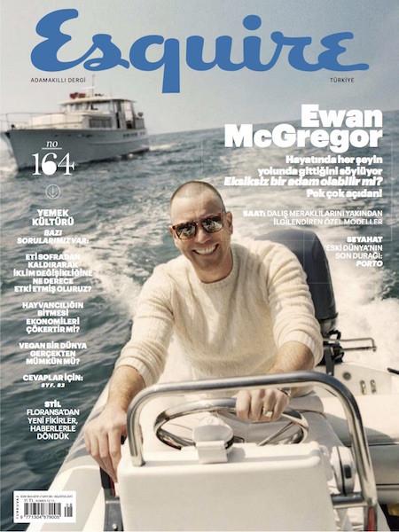 Esquire Ağustos 2017