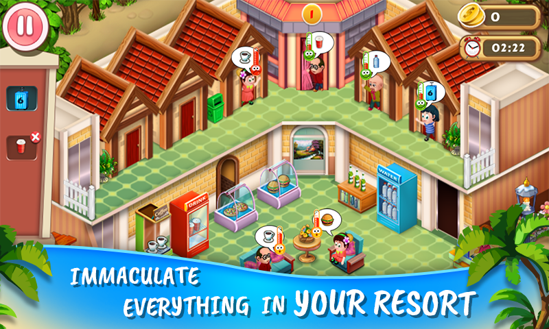 Resort Island Tycoon Android