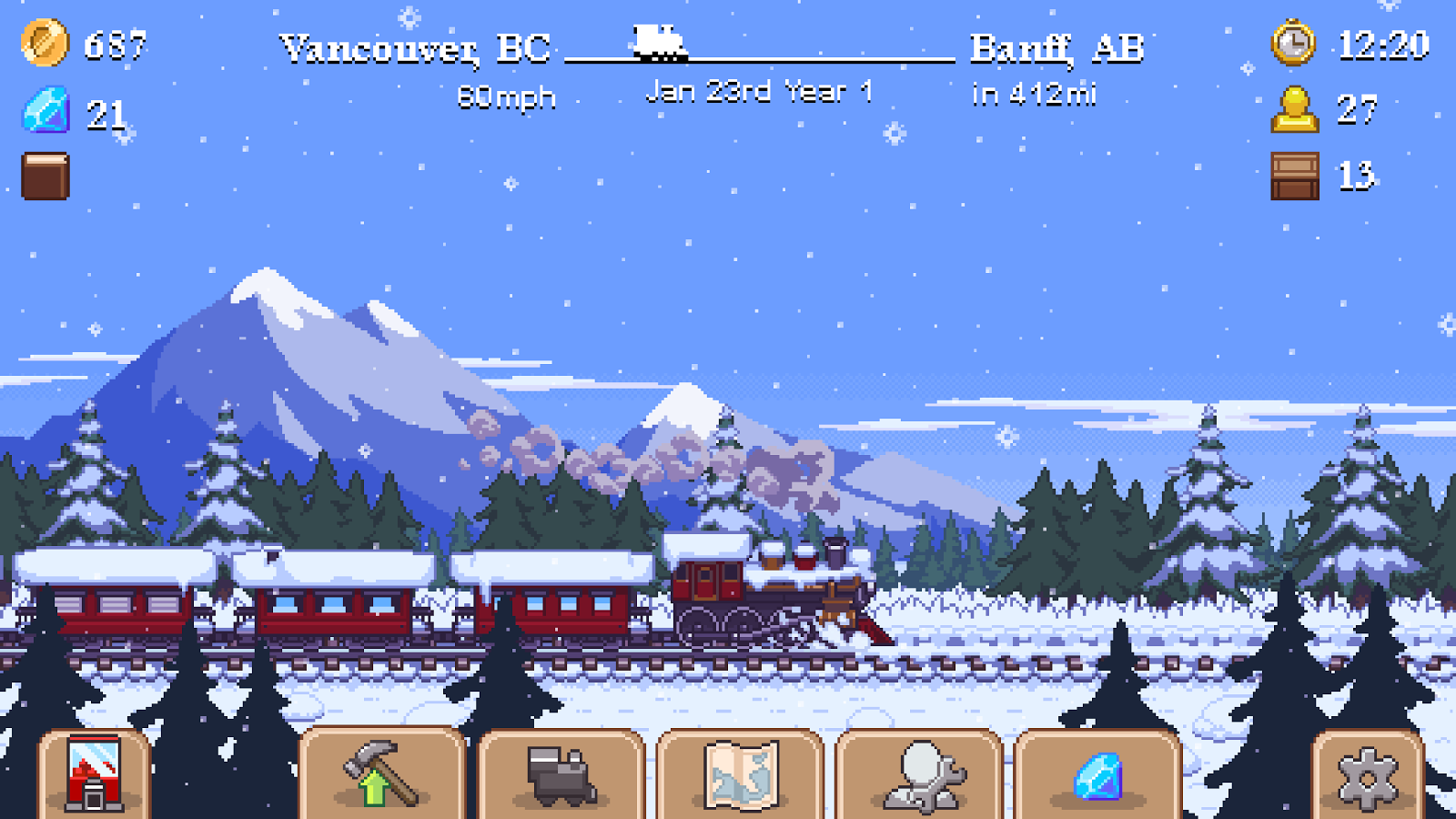 Tiny Rails Android APK