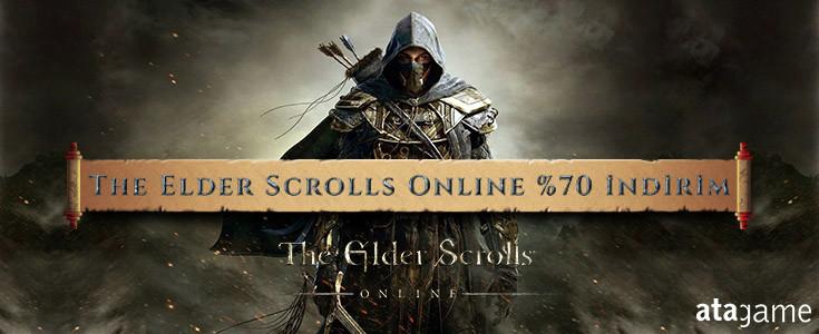 Efsanevi Oyun The Elder Scrolls Online İNDİRİMDE !!!!