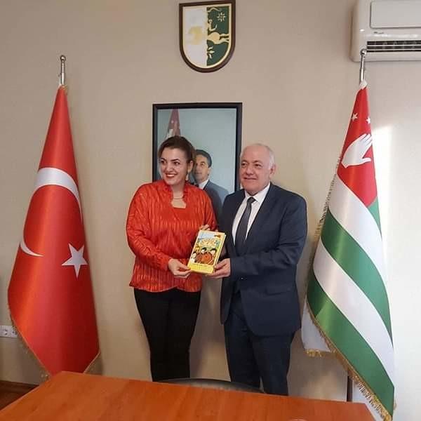 Abhazya Büyükelçisi