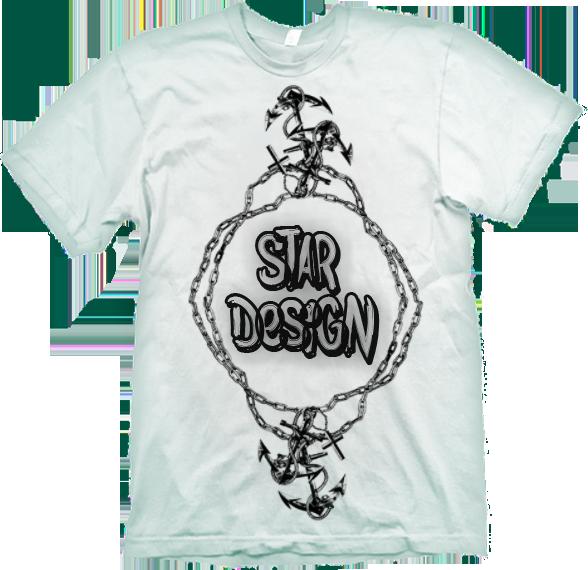 T-Shirt Çalışmalarım