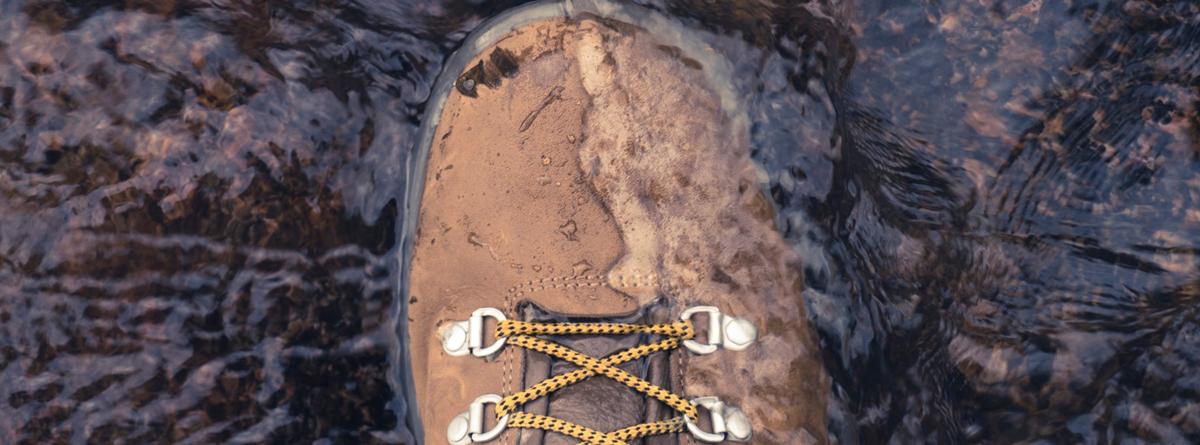 outdoor ayakkabılarda su geçirmezlik