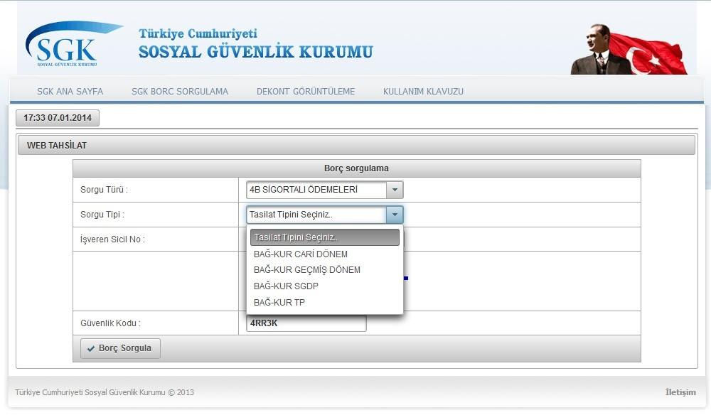 wLdWZj - SGK Borç Sorgualamada GSS Prim Borcum 1910 TL olarak gözüküyor?
