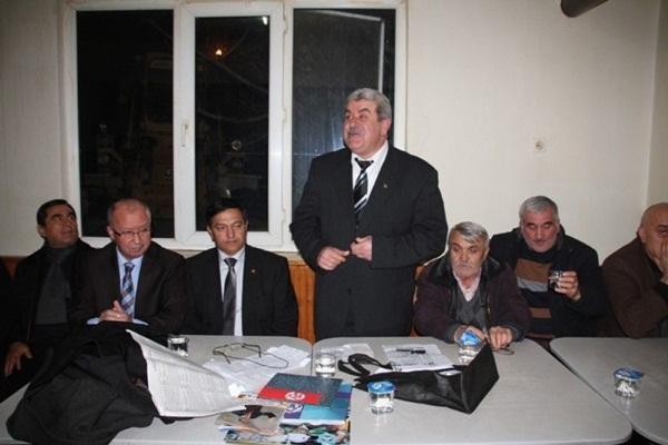 MHP Belediye Başkan Adayı Kır, Kozan ve Bayat Köyünde