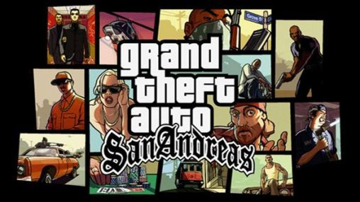 Grand Theft Auto: San Andreas Android FULL APK+DATA | Yandex Disk İndir