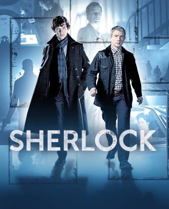 Sherlock / 1-4.Sezon / MP4 / TR Altyazılı