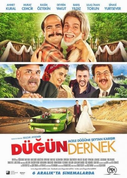 Düğün Dernek (2014) DVDRip – XviD Full İndir