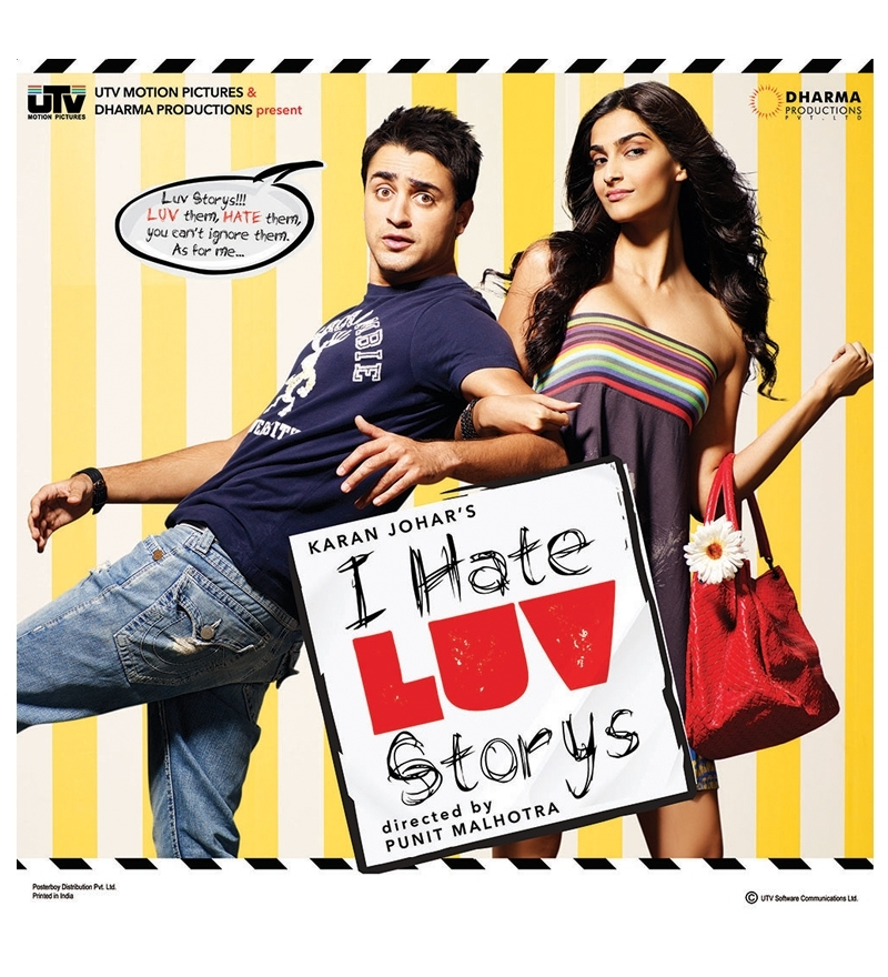 I Hate Luv Storys / 2010 / Hindistan / Mp4 / T�rk�e Altyaz�l�