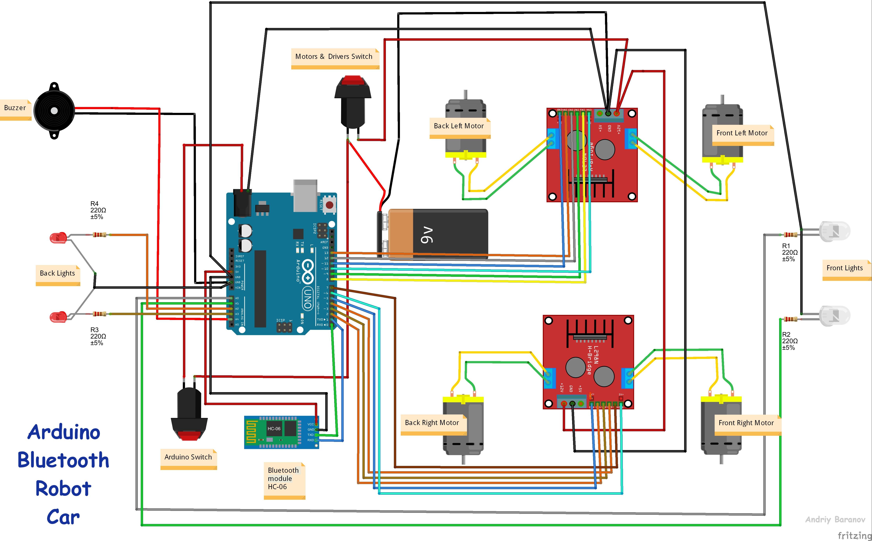 Arduino-btcar-resim