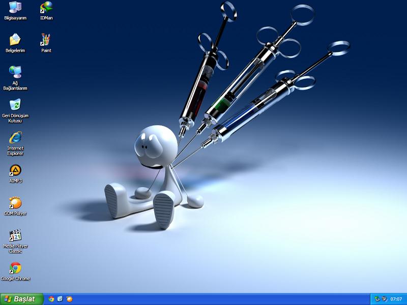 PRİVATEmre XP 2014 V.6 Hızlı + Stabil + Güncel
