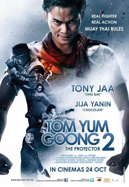 Koruyucu 2-Tom Yum Goong 2 (2013 - Türkçe Altyazı) Yandex Disk
