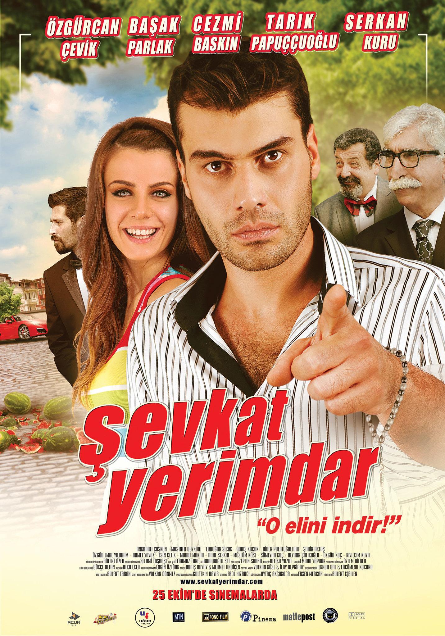 Şevkat Yerimdar (2014) DVDRip – XviD Full İndir