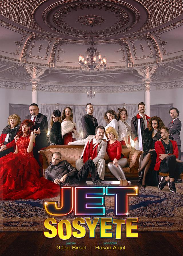 Jet Sosyete (HD – 720p) Tüm Bölümler indir