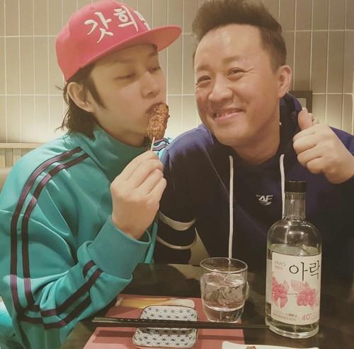 Kim Hee Chul/희철 / Who is Heechul? - Sayfa 2 Y084zy