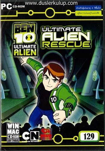 Ben 10 Ultimate Alien 2017 Bilgisayar Oyununu Son Sürüm İndir