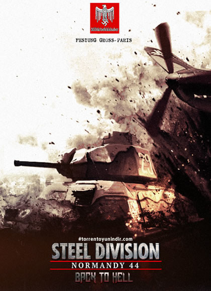 Steel Division Normandy 44 Back to Hell Torrent indir