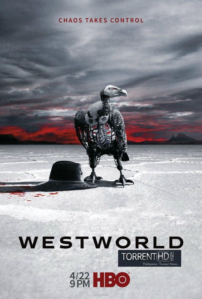 Westworld - Batı Dünyası (2018) 2. Sezon 4. Bölüm TR Altyazı 720p Torrent İndir